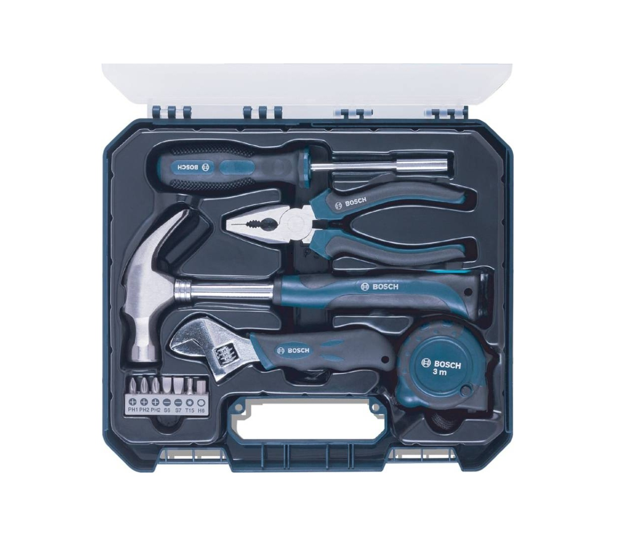 Bosch Hand Tool Kit 26 Tools Best Price in India   Bosch