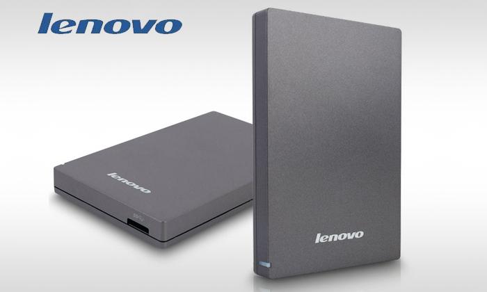 Buy Online Lenovo 1TB External Hard Drive (Black) at cheap Price ...