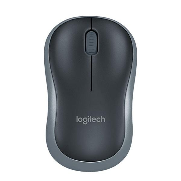 Logitech B175 Wireless Mouse  Black
