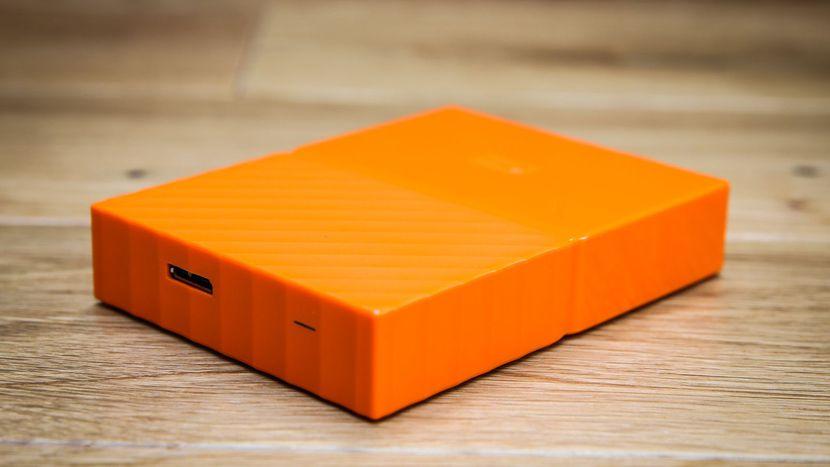 Buy Online Wd My Passport 2tb External Hard Drive Orange