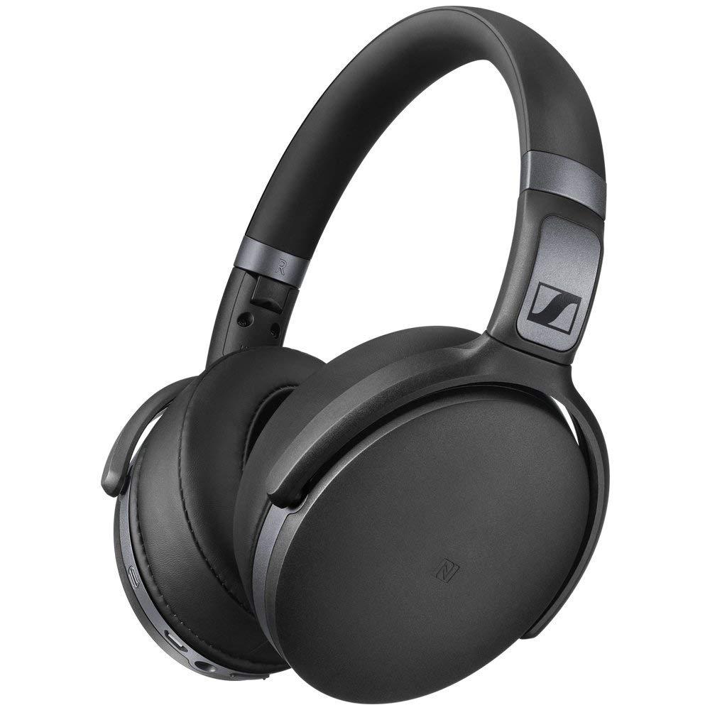 Sennheiser HD 4.40 BT Bluetooth Headphones  Black