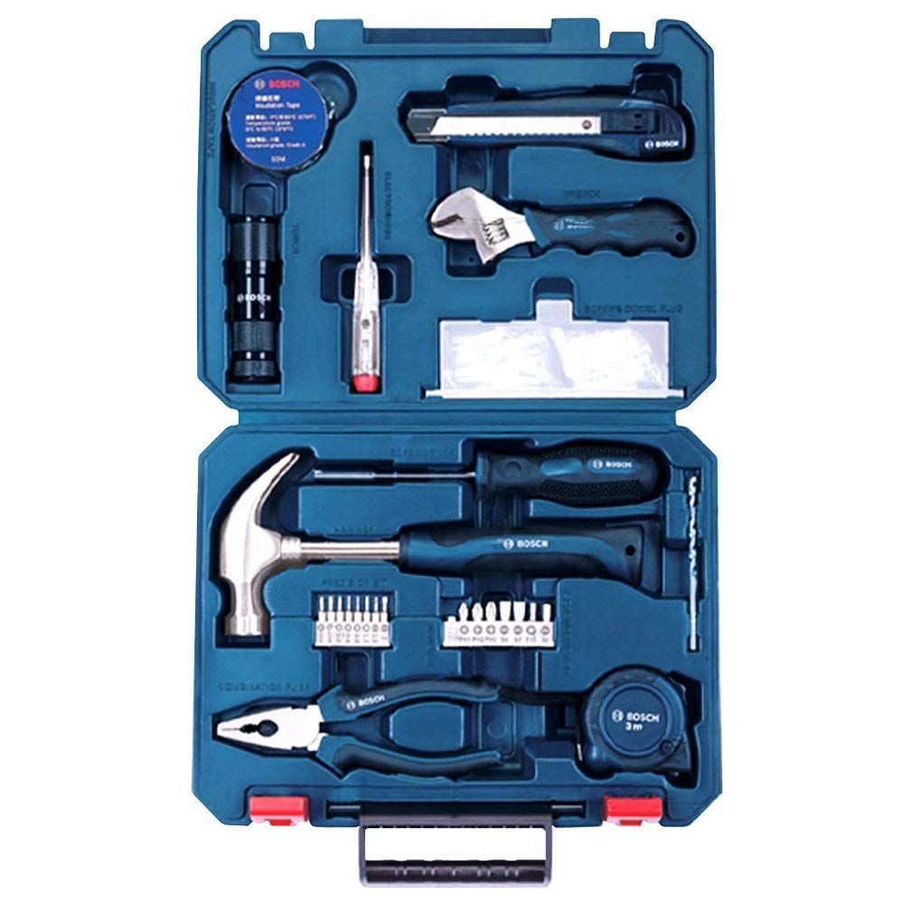 Buy Online Bosch Hand Tool Kit (Blue, 66 pieces) at cheap ...