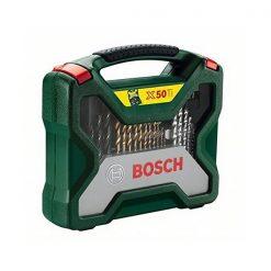 Bosch X50Ti Drill Bit Set 50 piece