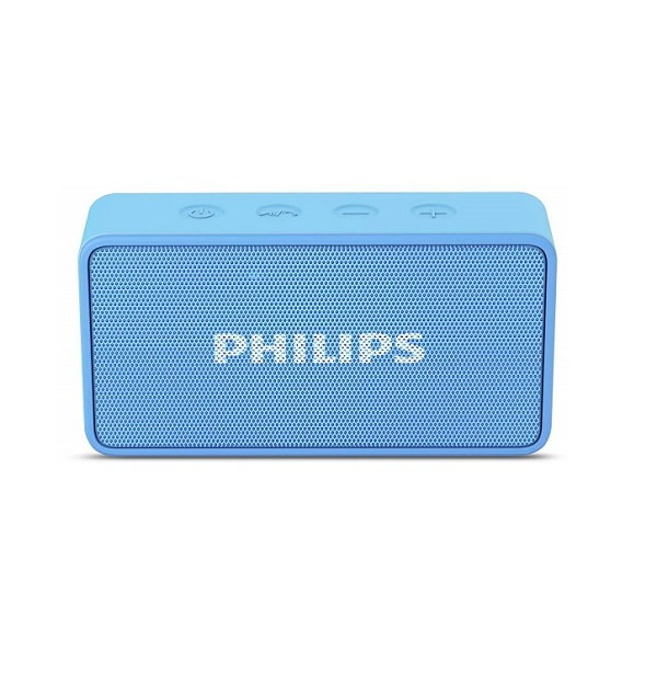 93d7daa1fc5 Buy Online Philips BT64A Portable Bluetooth Speakers (Sky Blue) at ...