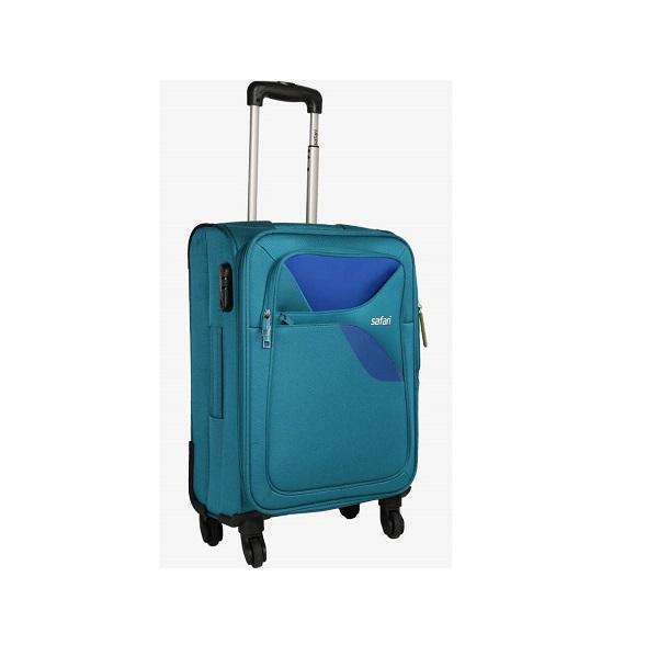 Buy Online Safari Meraki 70 cms Medium Suitcases (Blue) at cheap Price in  India  e67d473f2c007