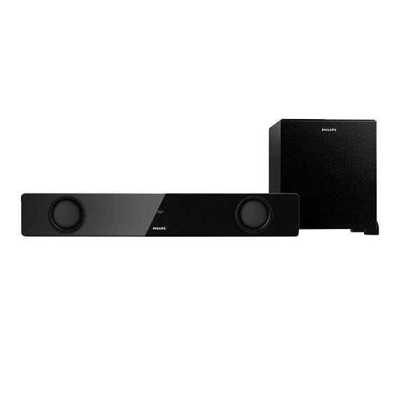 c2941bc38 Buy Online Philips HTL1041 94 2.1 Channel Wired Subwoofer Bluetooth ...