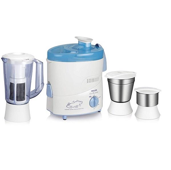 ca1fbf2053c Buy Online Philips HL1632 00 500 Juicer Mixer Grinder (White