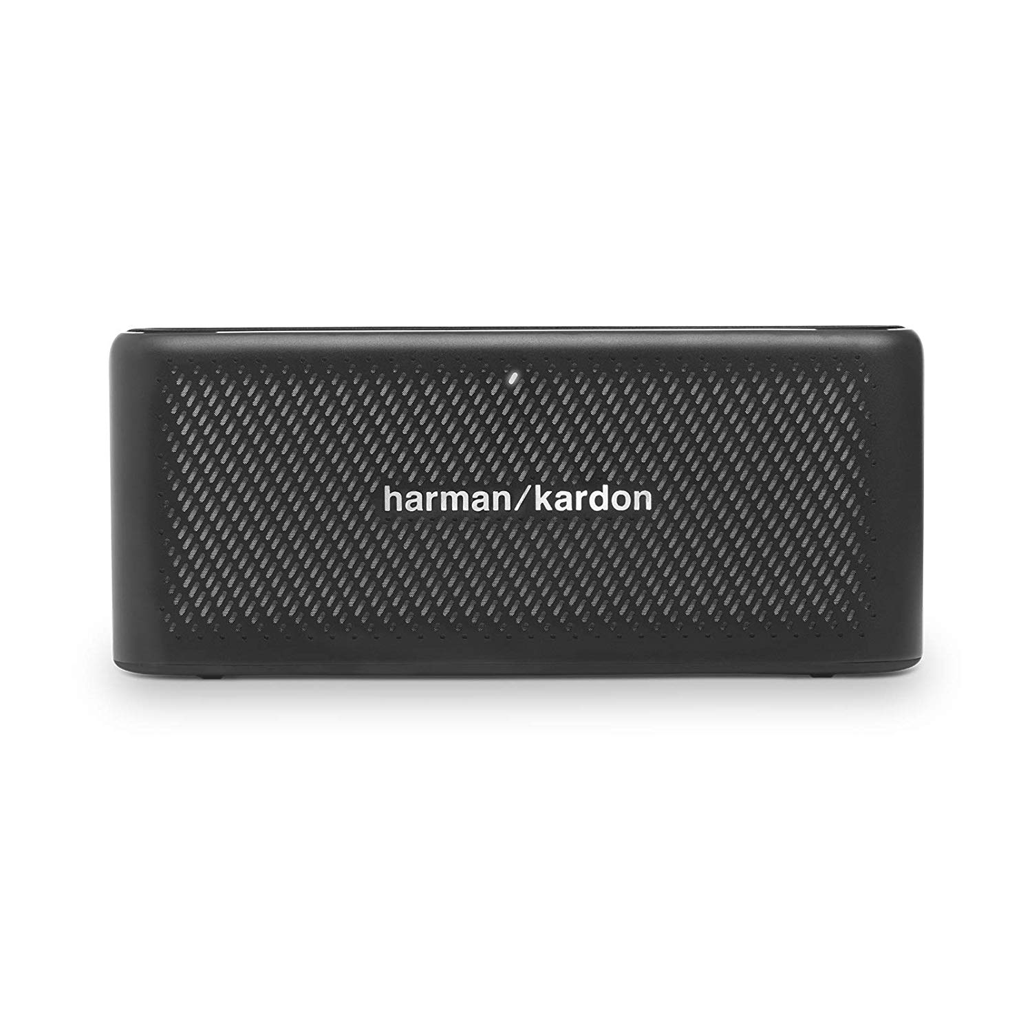 Buy Online Harman Kardon Hk Traveler Black Portable Bluetooth Go Play Mini Speaker With Microphone At Cheap Price In India 24eshop