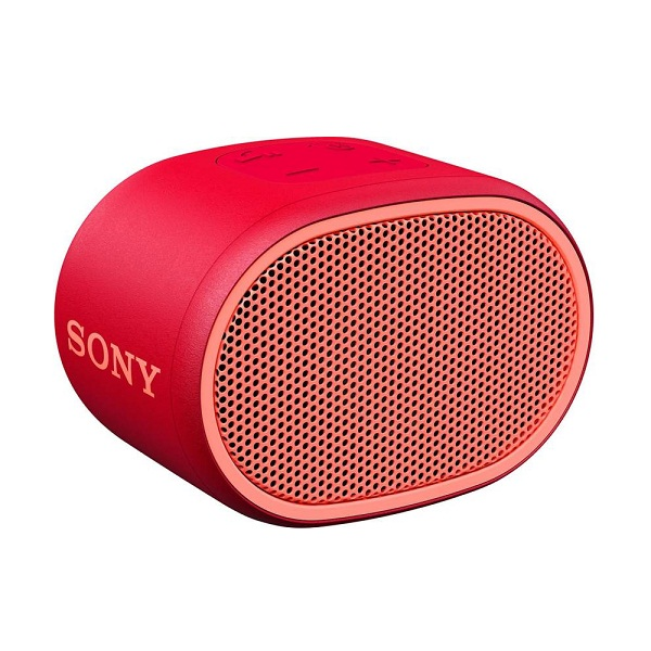 Buy Online Sony Srs Xb01 Portable Bluetooth Speaker Red Mono Channel At Cheap Price In India 24eshop