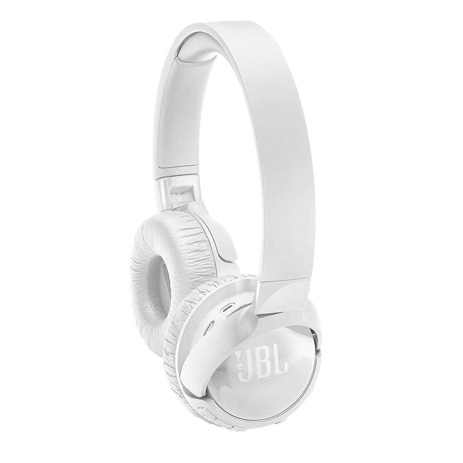 84bcf3c845f Buy Online JBL Tune 600 BTNC On-Ear Wireless Bluetooth Noise Canceling  Headphones (White) at cheap Price in India   24eshop