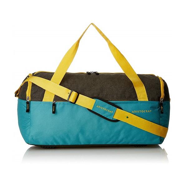 Buy Online Aristocrat SWISH DF Small Duffle Bag (Blue) at cheap ... a486e50a4c50c