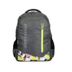 62232bbb78bb Buy Online Aristocrat Wego 1 School Bag 36 L Backpack (Grey) at ...
